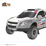 Ez a versenyautó lesz a Dakar-rali új csúcsgépe?