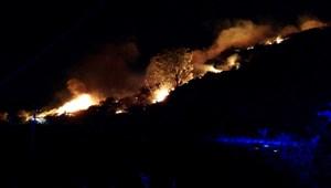 Újra erdőtűz pusztít a Kanári-szigeteken, egy körzetet kiürítettek