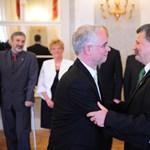 Fotó: Kövér László kinevezte Balog Zoltánt miniszterré