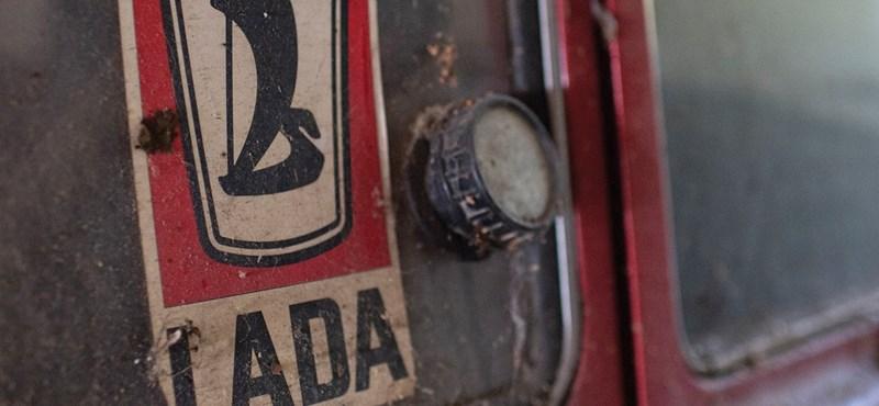 Tolatóradar: 41 év után ilyen lesz az új Lada Niva?