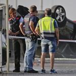 Sokkot kapott a négy terroristát lelövő hős rendőr