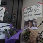 Felrobbantott újságírónő: már vannak gyanúsítottak