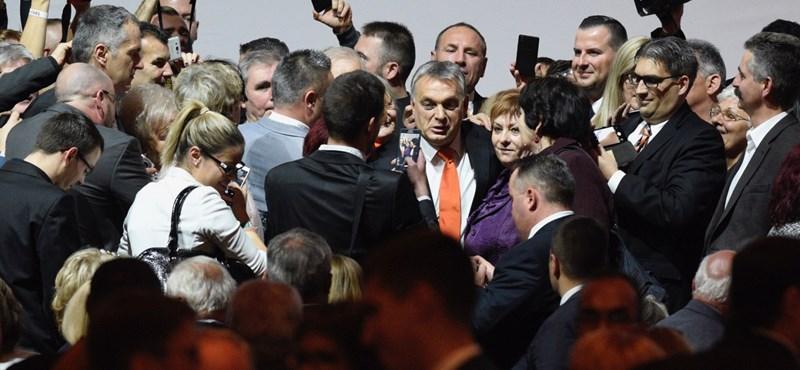 Még mindig a Fidesz a legelutasítottabb