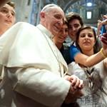 Ferenc pápa születésnapján ismét a közvetlenségét bizonyította