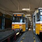 Két hónapra leáll a 14-es villamos is a Róbert Károly körút felújítása miatt