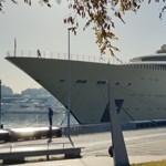Íme a világ legnagyobb privát jachtja, megnéztük az elképesztő Dilbart