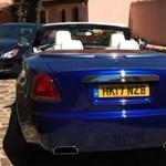Rolls-Royce kabrióban a magyar szépség és a milliárdos budapesti Ferrari-fenegyerek