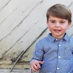 Lajos herceg is karanténban ünnepeli a születésnapját, de az új fotókon fülig ér a szája