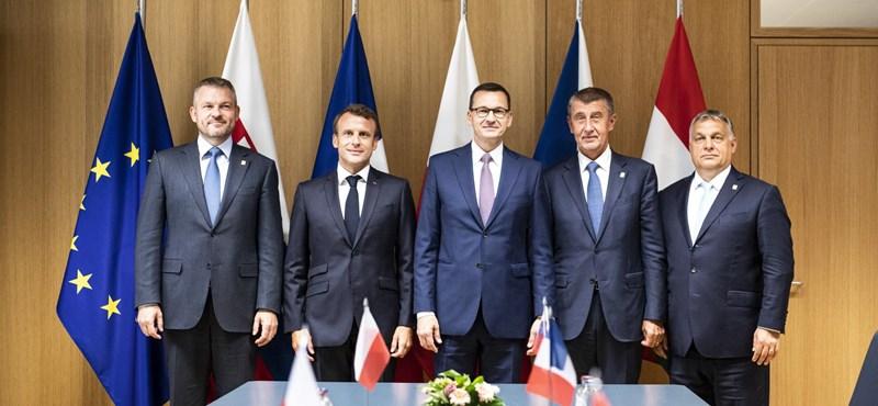 Orbán örülhet: úgy tűnik, nem lesz semmi a Timmermans-alkuból