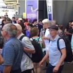 Kiürítették a nizzai repteret egy gyanús poggyász miatt