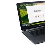 Van itt egy 70 ezer forintos laptop, ami 9 órán át bírja