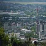 Eltűnt tíz emelet a pécsi szellemtoronyból - fotó