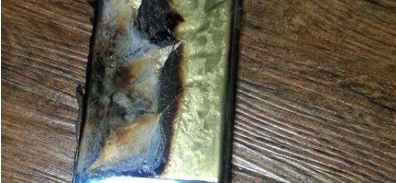 Felrobbanó aksik: visszahívja az összes Galaxy Note7-et a Samsung