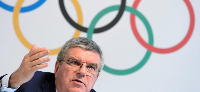 """Teljesen kiakadt a NOB-vezér: """"hátsó szándékkal"""" vádolta meg az olimpia ellenzőit"""