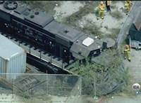 Nem hitt a híreknek, vonattal akart nekihajtani az amerikai kórházhajónak egy vasutas