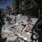 Ídlib ostroma újabb menekülthullámot indított be