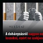 Uniós pénzből szoktatjuk le a dohányosokat a füstölésről