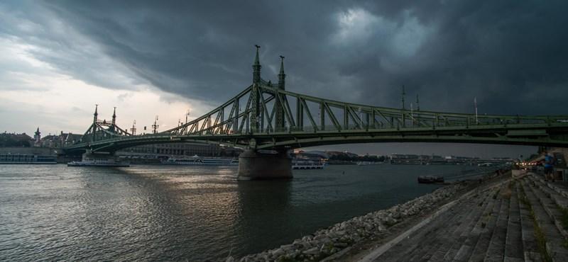 Nem járnak a hétvégén a villamosok a Szabadság hídon és a Kiskörúton