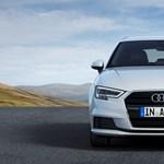 Megújult az egész Audi A3-as család