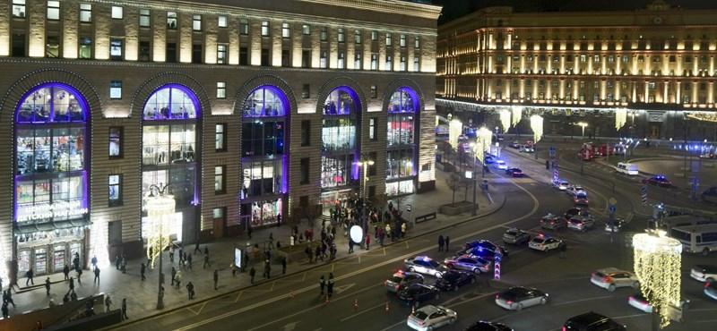 Terrortámadás történt Moszkvában
