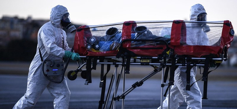 Átlépte a 650 ezret a koronavírusban elhunytak száma