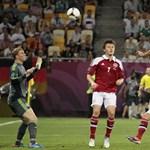 Élőben a dán-német meccsről
