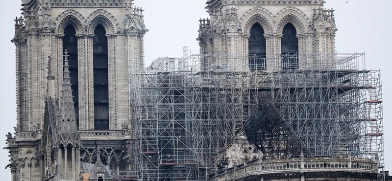 Elmondta Párizs főügyésze, mit tudnak eddig a Notre-Dame-tűzről