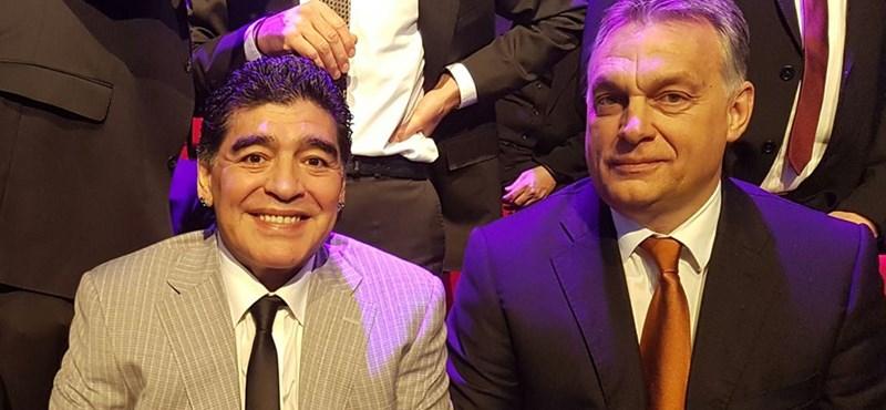 Orbán szerint miniszterelnökök nem járnak FIFA-gálára, őt is csak Puskás miatt hívják