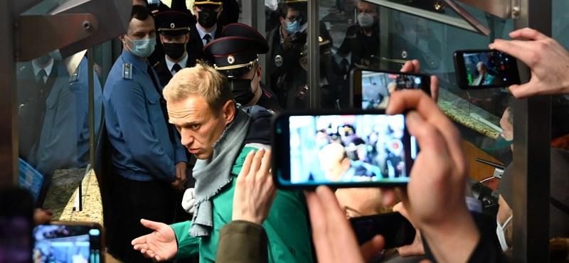 Navalnij szabadon bocsátását követelik az európai vezetők és Biden leendő nemzetbiztonsági tanácsadója