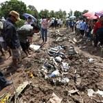 Lezuhant repülő: eddig csak 17 holttestet találtak meg