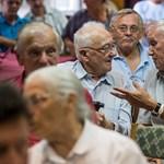 Együtt: Ingyenkrumplihoz mellékelték a népszavazási üzenetet Újpesten