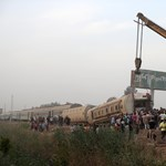 Újabb halálos áldozatokkal járó vonatbaleset történt Egyiptomban