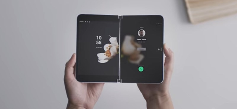 Nagyon hamar megérkezhet a Microsoft új, androidos telefonja, a Surface Duo
