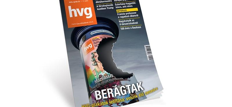 Olvasóink szavaztak: melyik HVG-címlapon rághatott be leginkább a Fidesz?