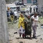 Kormányépületet támadtak meg a szomáliai terroristák