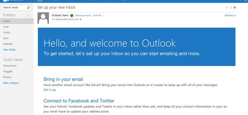 Teljesen megújul a népszerű e-mail szolgáltató
