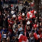 Az MTI órákra elfeledkezett az ellenzéki kampányzárókról