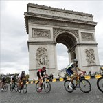 A brit Geraint Thomas nyerte a Tour de France-t