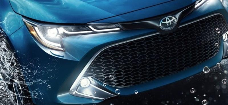 A Toyota felpörgeti az új Aurist, 300 lóerős sportmodell is jöhet