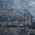 Ötven százalékos esély van a Notre-Dame megmentésére