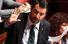 Salvini: A törököket meg kell állítani Szíriában