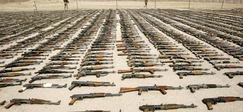 Irak újra megtámadja az Iszlám Államot