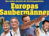 Takarítóként került Orbán a Der Spiegel címlapjára