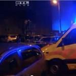 Életveszélyben lévő beteget szállító mentő centizte a kijutást egy szabálytalanul parkoló autós miatt