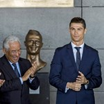 Megint Cristiano Ronaldóé lett az Aranylabda