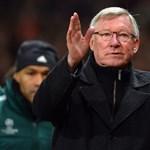 Sir Alex Ferguson befejezte