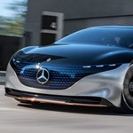 700 kilométeres hatótávú elképesztő villanyautó a Mercedestől