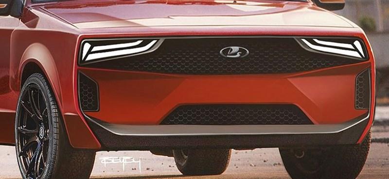 Melyik tetszik jobban: az eredeti vagy a 2020-as hipermodern Lada Samara?