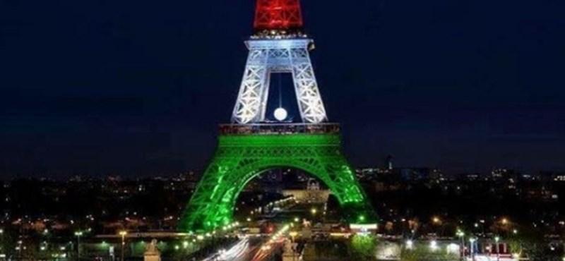 Ma végre tényleg a magyaroké lehet az Eiffel-torony!
