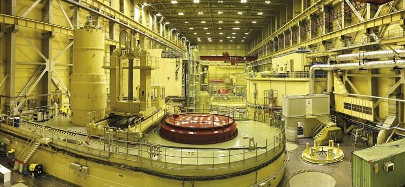 Paksi Atomerőmű: Nem volt üzemzavar a 2013-as szivárgás